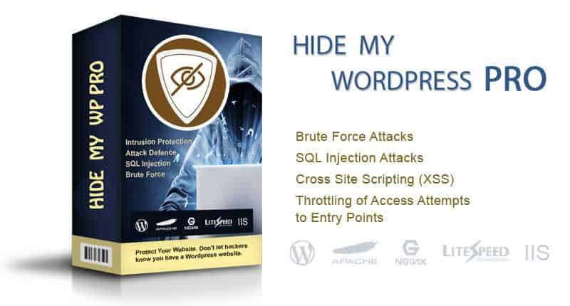 hide my wordpress pro